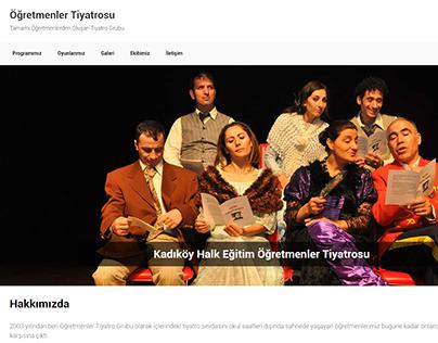 Öğretmeler Tiyatrosu