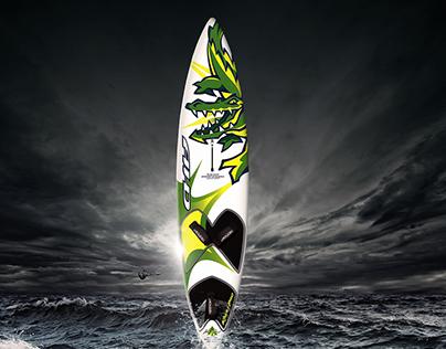 Brand ID & Windsurf design collection (Y2002)