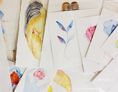 Watercolor Exhibition