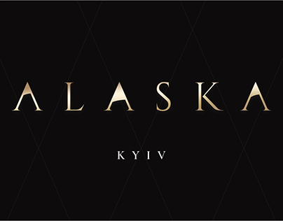 A L A S K A Kyiv — Restaurant Website