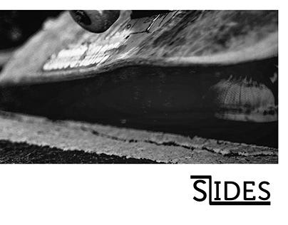 Skateboard Desk