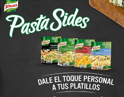 LandingPage Knorr Pasta Sides
