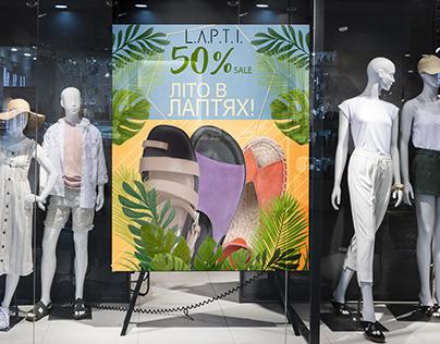Branding Concept LAPTI