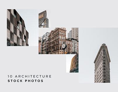 10 Architecture Photos Pack Vol.3