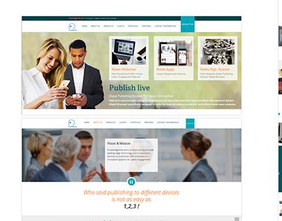 KV website