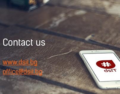 dsIT Company Presentation