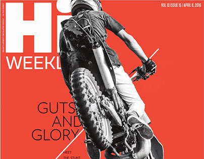 Hi Weekly covers part 1