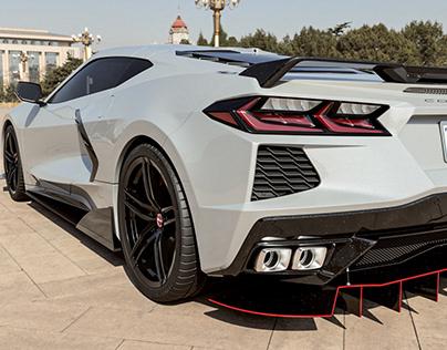 Automotive Carbon Fiber Use