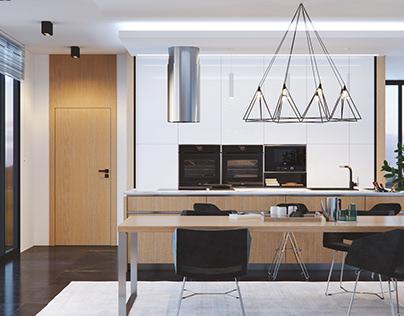 Teka kitchen interior