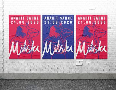 Dream Gigs Illustrated x Duende - Mitski @ Anahit Sahne