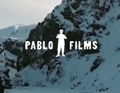Pablo Films - Website redesign