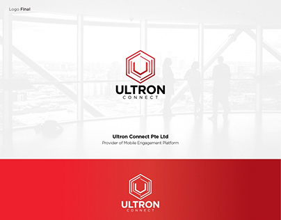 ULTRON CONNECT LOGO