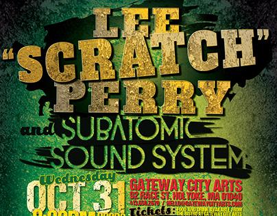 Reggae Poster Design