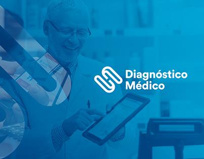 Diagnóstico Médico Branding integral