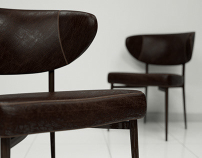 Product Design | Mills Chair by Minotti