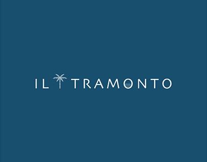 Il Tramonto branding