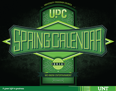 UNT Union Posters & Designs