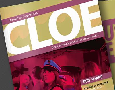 CLOE - Editorial Design & Restyling