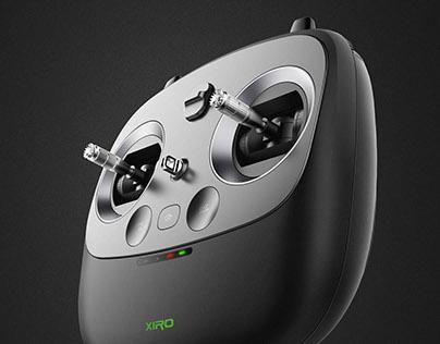 XIRO-无人机遥控器设计(个人原创设计)