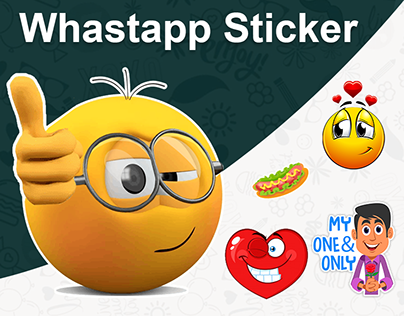 New Whats app Stickers 2020