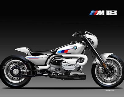 BMW M 18 LR CONCEPTS