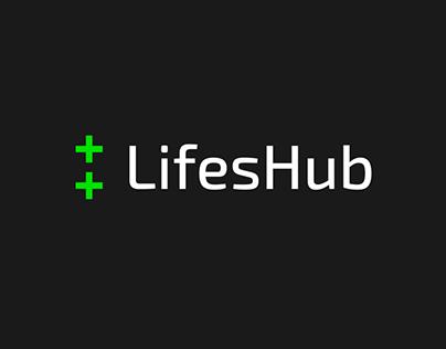 LIFESHUB // BRANDING