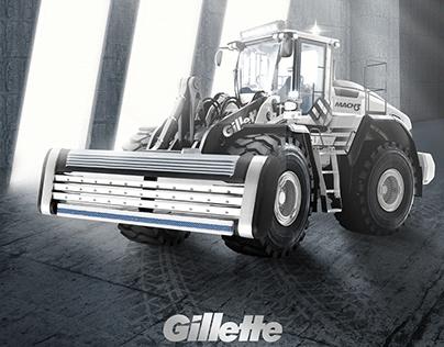 Gillette Heavy Duty - Campaign