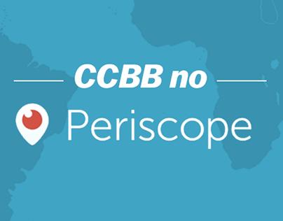 Carlos Bracher no Periscope