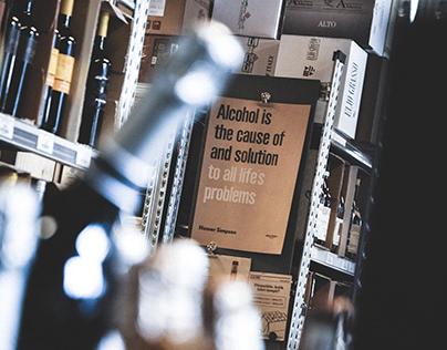 Winefood posters