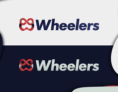 Wheelers - sport car magazine logo