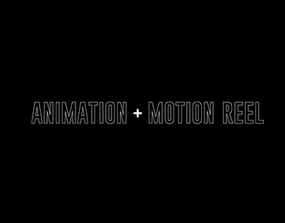 Animation & Motion Reel