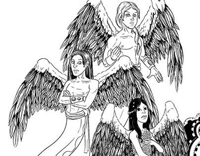 Ilustracion Libro Aeros