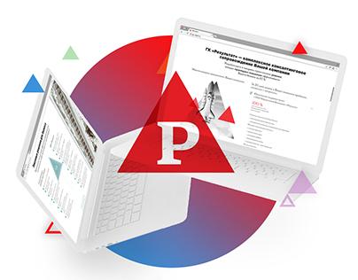 Web-site «Result» Company
