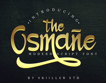 Osmane script