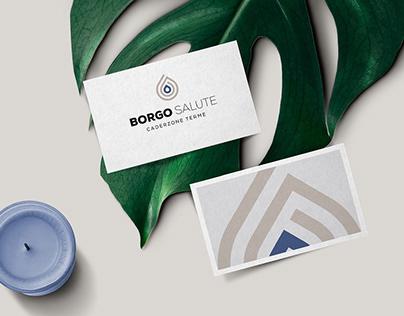 BORGO DELLA SALUTE   Brand ID, Corporate ID, Packaging