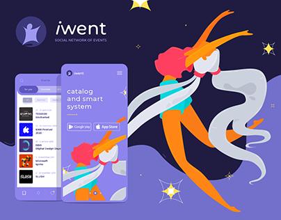 iWent mobile app
