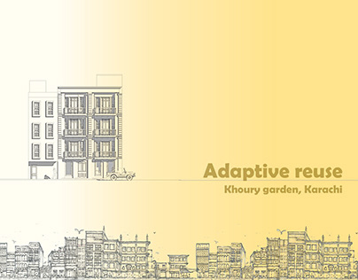 Fourth Year Project - Adaptive Reuse
