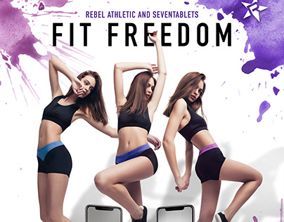 Rebel Fit Freedom + SevenTablets Poster