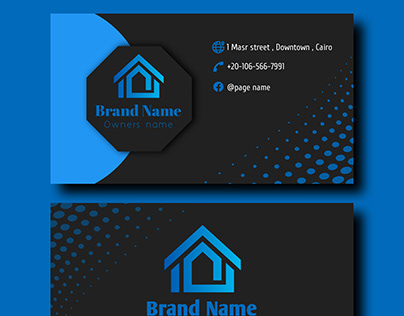 Unofficial || Business card