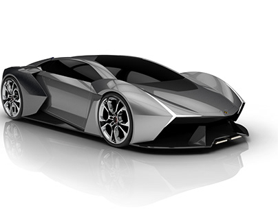 Lamborghini MATADOR EV Concept