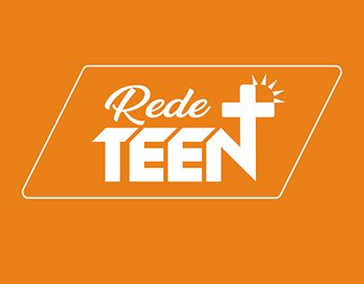 Logo - Rede Teen - IBSJ