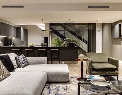Cosmopolitan Penthouse Apartment