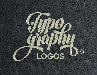Typography Logofolio - V3 - 2018