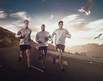 Sport Ad Composite Test