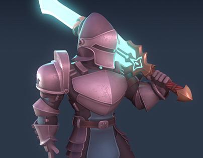 Energy knight