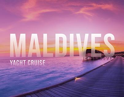 Maldives | Yacht cruise | Landing Page