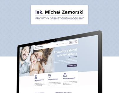 MichalZamorski.pl - Prywatny Gabinet Ginekologiczny