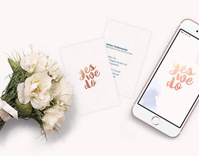App und Website für Yeswedo