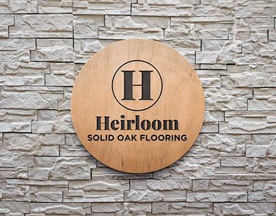 Heirloom Oak Logo