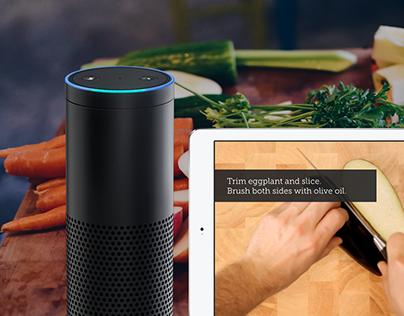 Nestle : Amazon Alexa (Proof of concept)